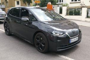 Появиха се снимки на новия електромобил на Volkswagen