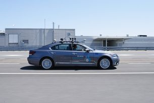 Toyota тества автономно управление в Европа