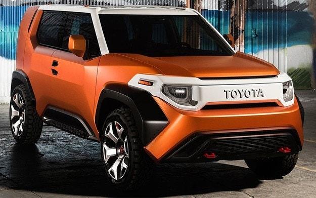 Toyota обяви нов кросоувър