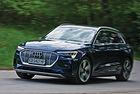 Audi e-tron: Наелектризиращо добър