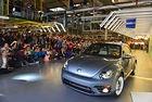 Volkswagen Tarek сменя Beetle на конвейера