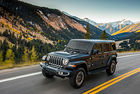 Jeep Wrangler ще получи нови двигатели