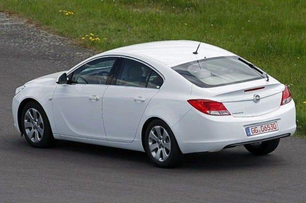 Opel Insignia хечбек