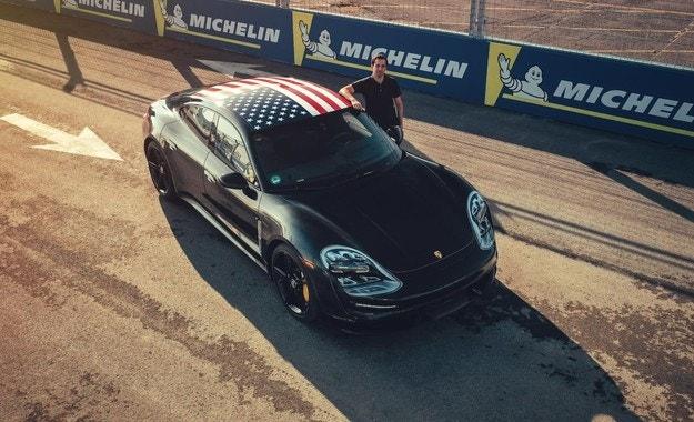 Голям финал на Porsche Triple Demo Run в Ню Йорк