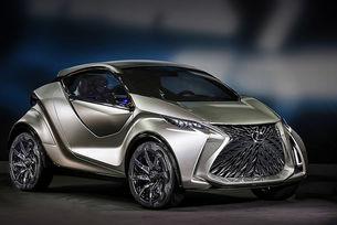 Lexus ще представи малък електромобил в Токио