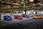 Audi празнува 25 години от моделите RS