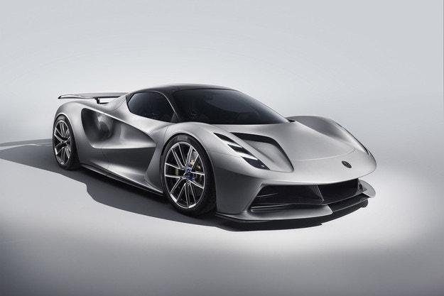 Lotus представи електромобила Evija с 2000 к.с.