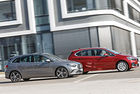 BMW 220i Active Tourer, Mercedes B 200