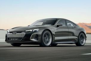 Audi подготвя пристигането на e-tron GT