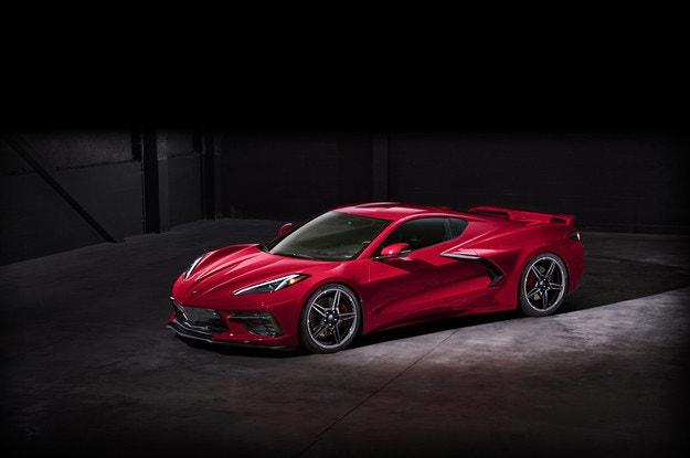 Chevrolet представи осмото поколение на Corvette