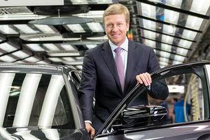 Назначиха Оливер Зипсе за президент на BMW AG