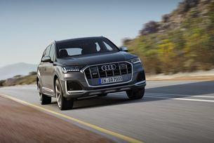 Audi SQ7 TDI идва във върхова форма