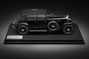 Bentley Mulsanne W.O. Edition върви със сувенири