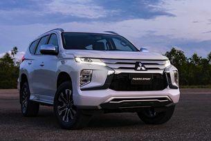 Mitsubishi представи обновения Pajero Sport
