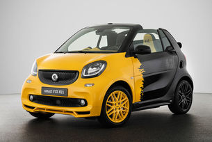 Smart Fortwo Final Collector`s Edition