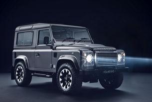 Land Rover предлага обновяване на стари Defender-и