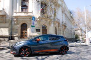 Nissan Micra XTronic
