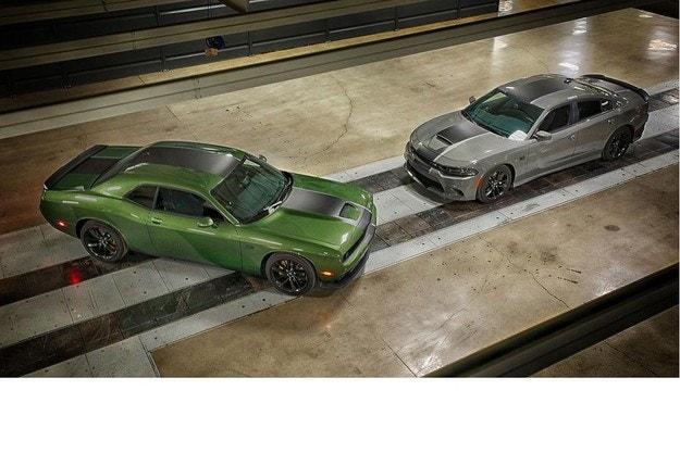 Dodge стимулира продажбите на своите масъл карс