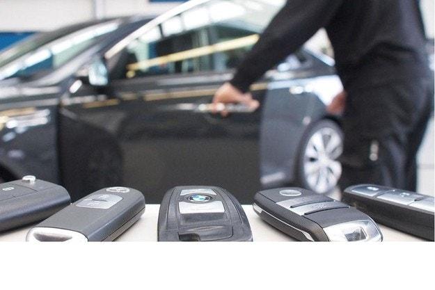 Безключовият достъп: Почти всички автомобили се крадат лесно