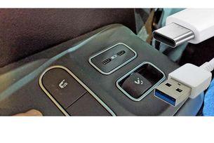 USB-C в автомобила