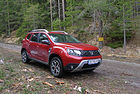 Dacia Duster Red Line TCe 150: Червена линия