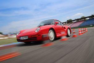 Porsche 959: Forever Young