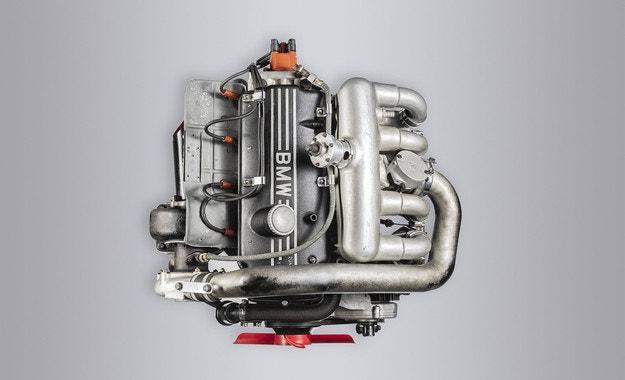 BMW Motorsport: Половин век турбо двигатели