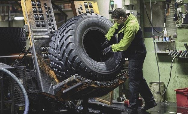 Nokian Heavy Tyres придобива Levypyörä Oy