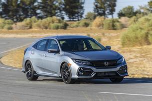 Скромно обновиха хечбека Honda Civic за САЩ