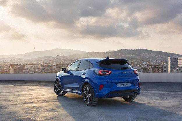 Новостите от Ford, Honda и Mercedes във Франкфурт