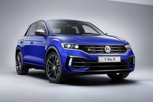 Volkswagen T-Roc R ще бъде във Франкфурт