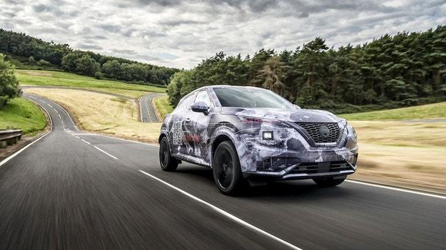 Nissan разкри подробности за новия Juke