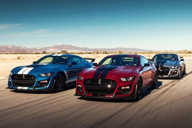 Mustang Shelby GT500 няма да се появи в Европа