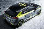 Opel показа първия в света електрически рали автомобил