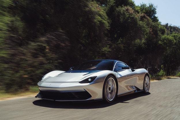 Представиха бъдещия Pininfarina PURA Vision