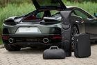 Нова колекция от чанти за багаж за McLaren GT