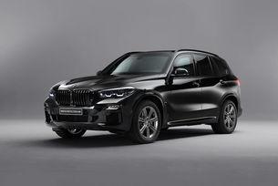 BMW представи бронирана версия на новия X5