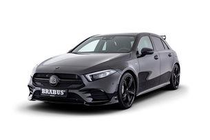 Brabus предлага два пакета за Mercedes-AMG A 35