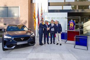 Cupra и ФК Барселона направиха глобален съюз