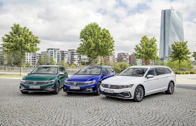 Представяме новия Volkswagen Passat