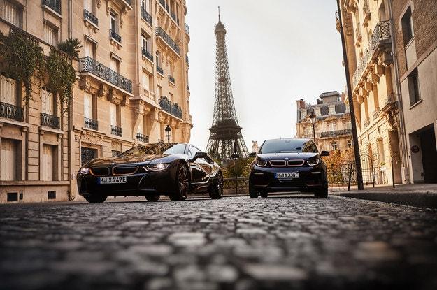 Специални издания увенчават кариерата на BMW i3 и i8
