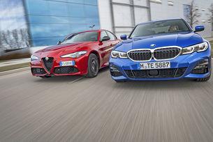 Alfa Romeo Giulia vs. BMW 3