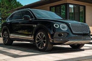 Inkas предлага брониране на Bentley Bentayga