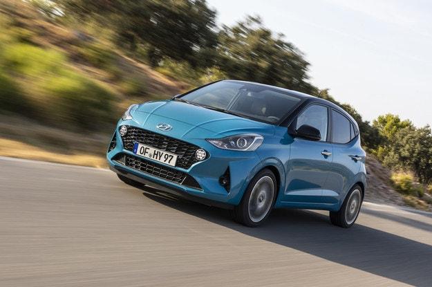 Най-малкият хечбек Hyundai сменя поколението