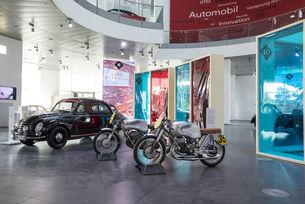 Audi и Инголщат: 70 години история