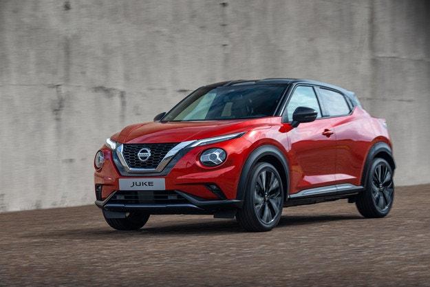 Изцяло обновеният Nissan JUKE задава нови стандарти