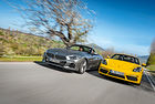 BMW Z4 M40i срещу Porsche 718 Boxster: Открит двубой