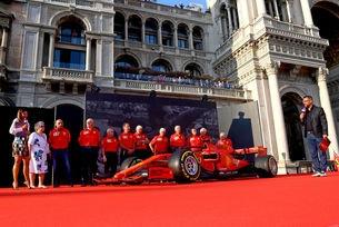 В Милано честват 90-годишнината на Scuderia Ferrari