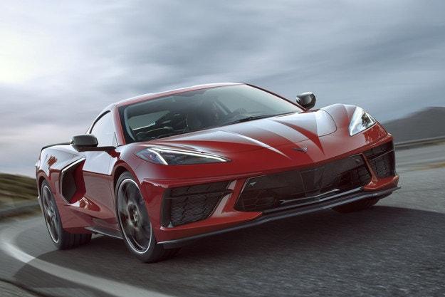 Открит Corvette C8: Премиера през октомври