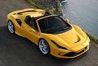 Ferrari представи открития суперавтомобил F8 Spider